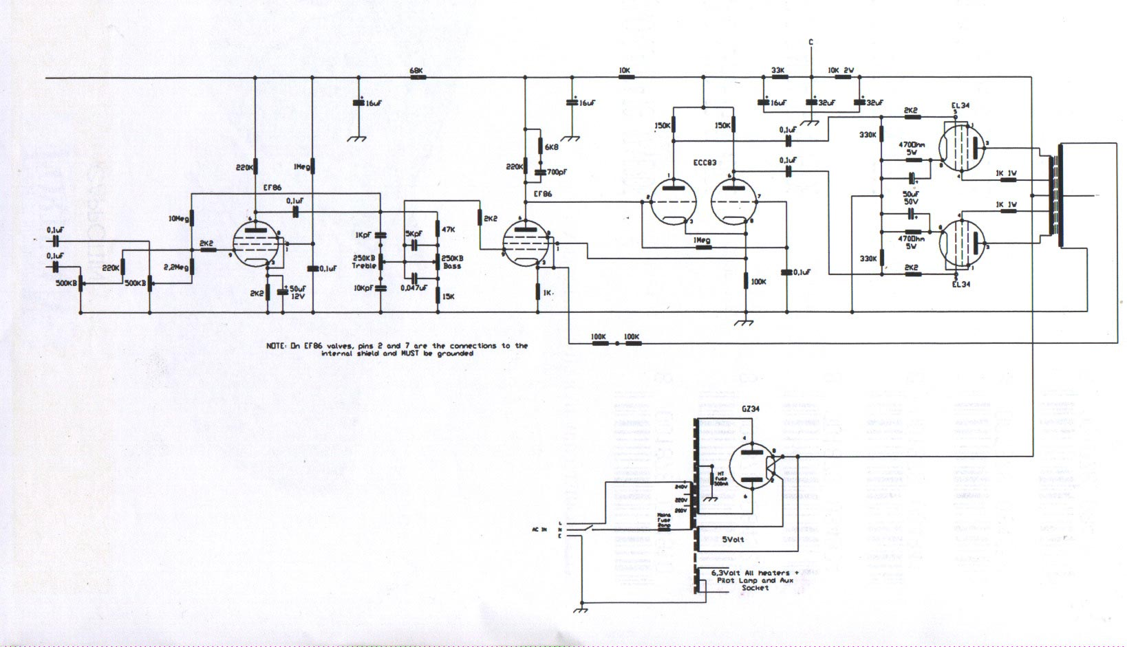 30 Model A Wire Diagram Automotive Wiring Broadcaster Linear Conchord L50 Schematic Rh Chambonino Com 12 Volt