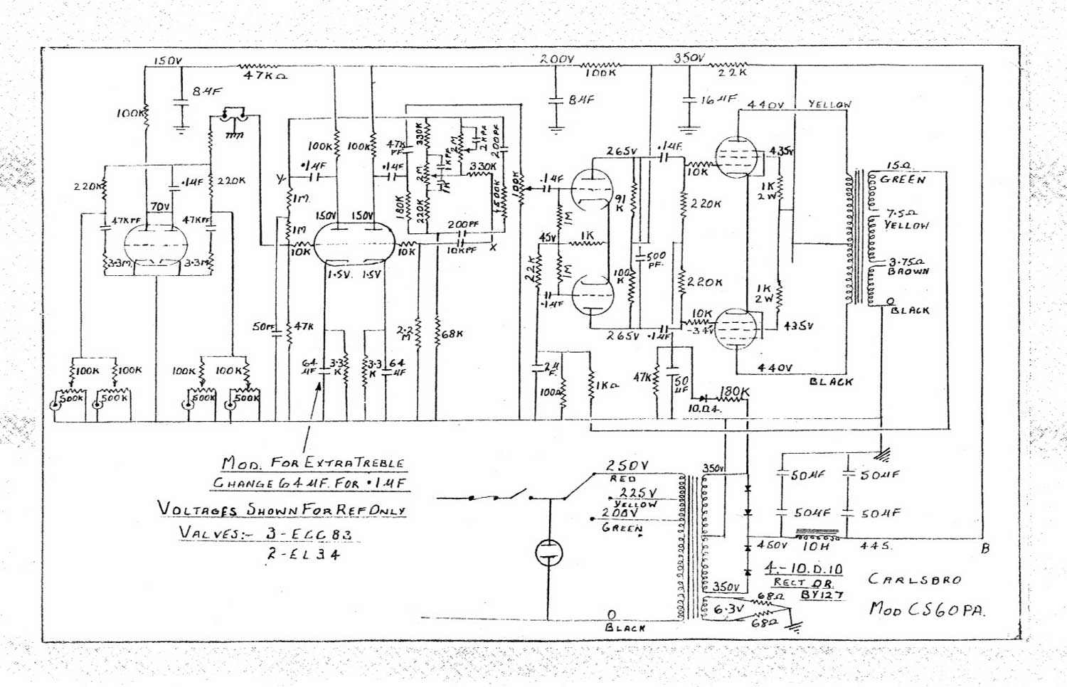 yamaha wiring harness diagram