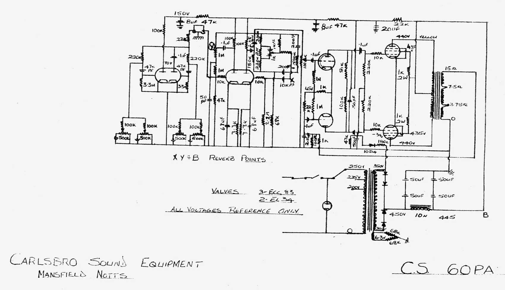 Pa Wiring Diagram Everything About Speaker Diagrams Ford 3g Alternator Install Profibus
