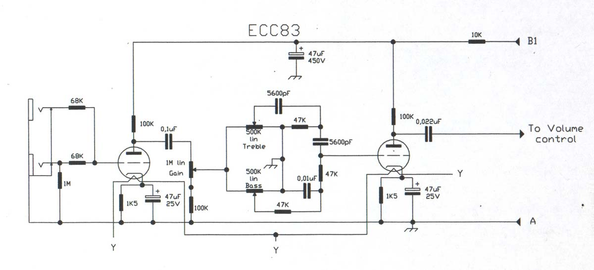 Champ Cba-1000 Amplifier